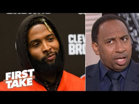 Video: OBJ got paid, so he shouldn't feel disrespected by the Giants - Stephen A. | First Take