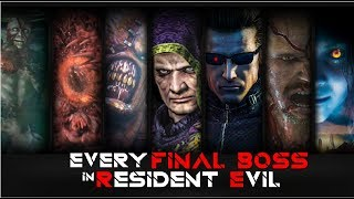Video FINAL BOSS in EVERY RESIDENT EVIL GAME AND THEIR FINAL FORM (Main Games) In Order Part 1 MP3, 3GP, MP4, WEBM, AVI, FLV September 2019