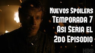 Game Of Thrones: Revelada Trama Capítulo 2 Temporada 7 (Spoilers)