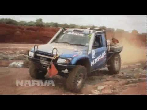 Team Rally Offroad at Outback Extreme