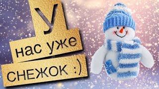Радуемся первому снегу )