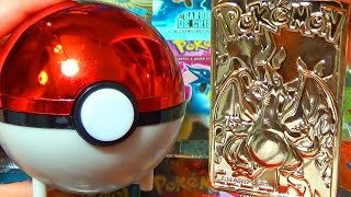 Video Ouverture d'une POKEBALL ULTRA-RARE SURPRISE D'UNE CARTE POKEMON EN OR DE 23 KARATS ! MP3, 3GP, MP4, WEBM, AVI, FLV Agustus 2017