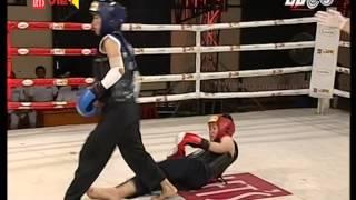 Trận 4: Nguyễn Thị Huỳnh Như - Nguyễn Thị Hằng Nga (14/6/2014)