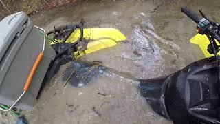 9. Outlander 570 water testing