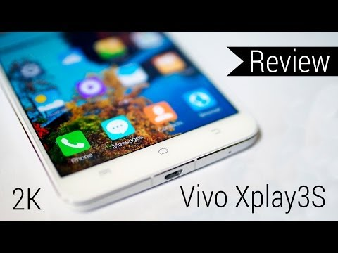 Vivo Xplay 3S Review (2K Display | Snapdragon 801 | Fingerprint Scanner | 3GB RAM)