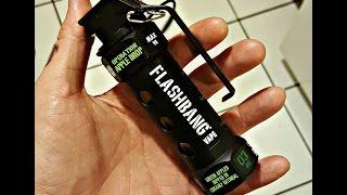 Flashbang Vape | Operation Apple Drop | E-juice Review