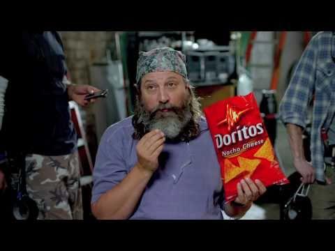 "Doritos ""Crunch or Bust"" Banned Super Bowl Ad 2011"