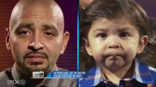The Maury Show | I'm Blind but I can See That Baby Isn't Mine