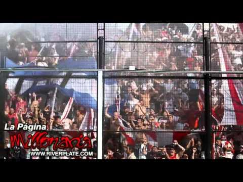 Hinchada de River Plate - Bomberos - Los Borrachos del Tablón - River Plate - Argentina - América del Sur