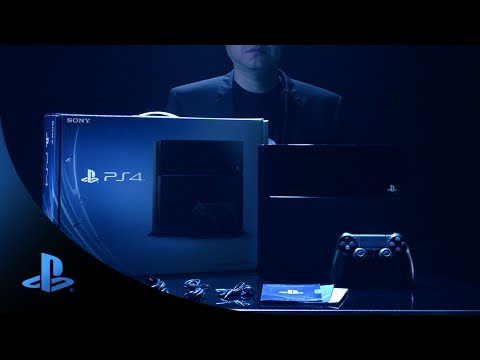 Sony - PS4 launches 11.15.2013 (U.S.) http://www.GreatnessAwaits.com.