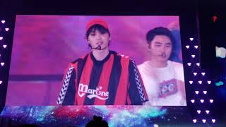 071418 EXO Electric Kiss ElyXiOn dot in Seoul