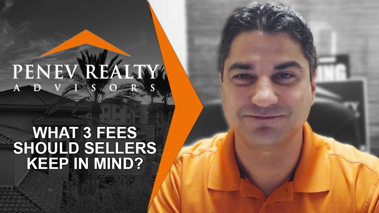 What 3 Fees Should Sellers Keep in Mind?