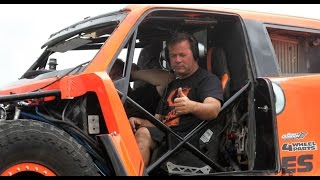 "Part 1 of the NBC Sports Network show Robby Gordon ""Road To Dakar"". (Original air date: Dec. 12, 2014) Gordon's hope is that ..."