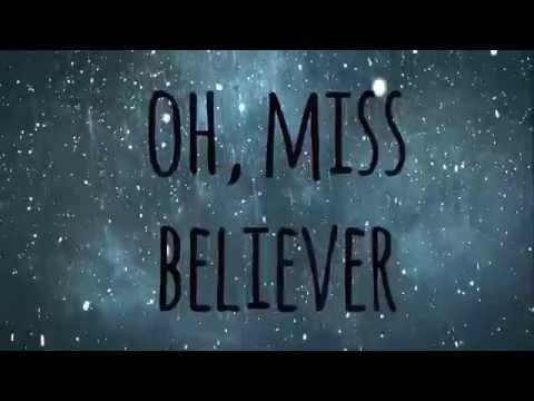 Twenty One Pilots - Oh, Ms Believer (Lyrics video)