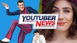 YouTuber News is a weekly news show dedicated to ... YouTuber News ... what did you think? Subscribe to get a little more...