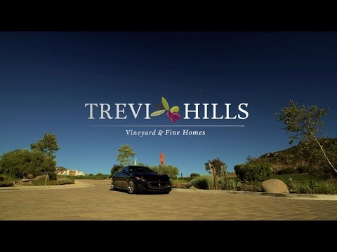 REALTORS love Trevi Hills Winery NEW home sales