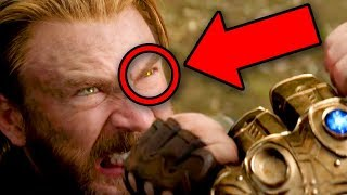 Video INFINITY WAR Trailer Breakdown - Easter Eggs & Details You Missed MP3, 3GP, MP4, WEBM, AVI, FLV Mei 2018
