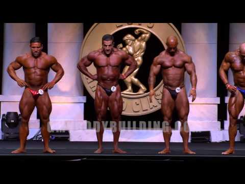 2016 Arnold Classic Amateur Men From GMV BODYBUILDING