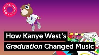 Video How Kanye West's 'Graduation' Changed Music | Genius News MP3, 3GP, MP4, WEBM, AVI, FLV Juni 2018