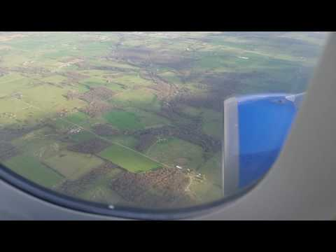 Landing in Springfield, Missouri