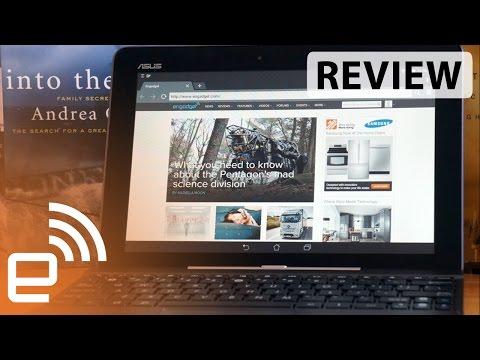 ASUS Transformer Pad TF103C review | Engadget