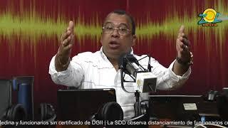 Euri Cabral comenta ley prohíbe vallas del alcalde Albert Martinez sobre compañías que deben