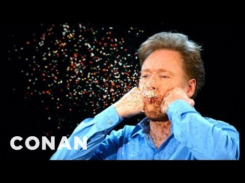 Conan Super SlowMo Camera Moments
