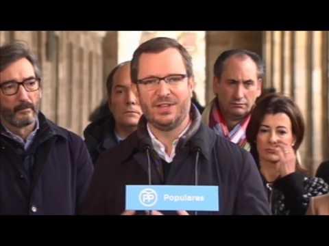 """Maroto: """"Los partidos tienen que entenderse, pero el pacto no es la imposición"""""""