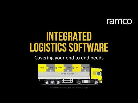 Ramco Logistics Software: TMS Planning Process