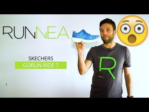 Modelos de uñas - Skechers GoRun Ride 7, análisis COMPLETO en español!!!