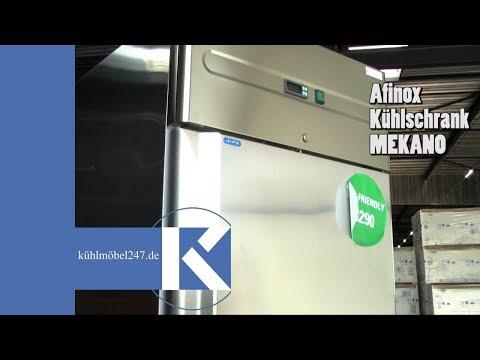 Afinox Kühlschrank Gefrierschrank MEKANO Restaurant Großküchen Gastro - www.kuehlmoebel247.de