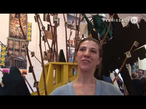 Video | Agathe Snow: All Access World at Deutsche Guggenheim