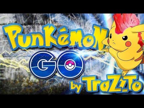 Trazzto lo vuelve a hacer con su canción de Punkemon Go