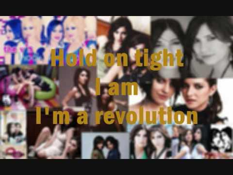 Tekst piosenki The Veronicas - Revolution po polsku