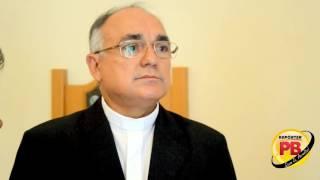 Padre Agripino anuncia novo Bispo para diocese de Cajazeiras