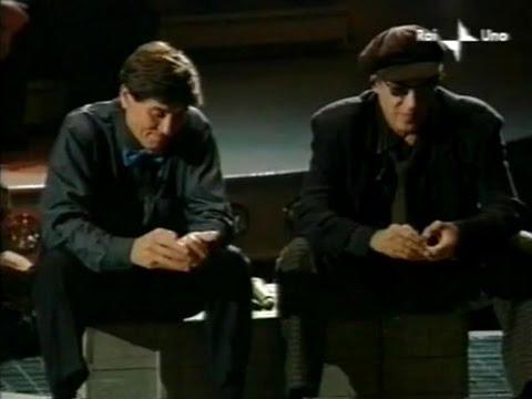 Gianni Morandi e Adriano Celentano ♫☆¸•★¸•´🌷  L'emozione Non Ha Voce   LIVE   HD (видео)