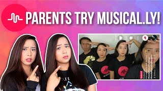"""Our parents do a musical.ly for the first time, trying to recreate our moves for the """"Family Dance Challenge"""" on musical.ly! Their reactions were hilarious! Leave  #FamilyDanceChallenge☆ PO Box / Fan Mail (If you want to send us something):Caleon Twins119-2927 Lakeshore Blvd. WestToronto, ON M8V 1J3♡♡ FOLLOW US ON SOCIAL MEDIA ♡♡☆ Instagram: http://www.instagram.com/caleontwins☆ Twitter: https://www.twitter.com/TheCaleonTwins☆ Facebook: https://www.facebook.com/caleontwins/☆ Snapchat: caleontwins - https://www.snapchat.com/add/caleontwins☆ Musical.ly: @caleontwins  @madeleinexc @samcaleon☆ YouNow: www.younow.com/CaleonTwins☆ Shimmur: Caleon TwinsOur Faves:☆ PopSockets (Get $2 off): http://popsockets.refr.cc/VHBZ3HH☆ Because Of A Case - Phone Cases (Get 15% off) : http://www.becauseofacase.com?rfsn=289178.f2f8d*these are affiliate linksFAQ:What is your ethnicity? We are filipino! Born in the Philippines but raised in Canada!How old are you? We are 20!What do you use to edit: iMovie or Final Cut ProWhat Camera do we use? Canon T5i and Canon G7x (For vlogging)FOR BUSINESS INQUIRIES: caleontwins@gmail.comFTC: This video is not sponsored."""