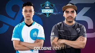 ESL One Cologne 2017 is finally here! 6 days of non-stop CS:GO action, 16 of the world's greatest teams, and a Lanxess Arena ...