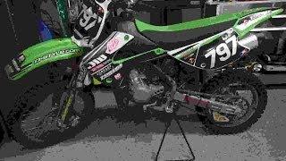 7. 2011 Kawasaki KX 85 (Sold)