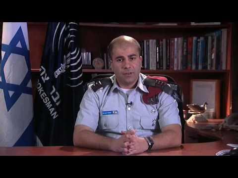 VLOG: Hauptmann Arye Sharuz Shalicar ein Jahr nach Operation Gegossenes Blei