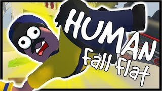 Human Fall Flat | MY FIRST DAY ON THE JOB! | #1