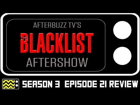 The Blacklist Season 3 Episode 21 Review & After Show   AfterBuzz TV