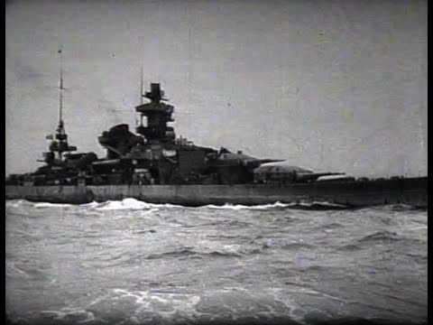 The  Scharnhorst Mystery (Last Voyage of the Scharnhorst) - BBC Timewatch 2002