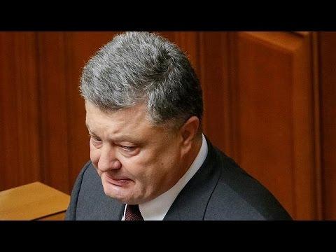 Ανήσυχος ο Πέτρο Ποροσένκο για τις εκλογές στην Ευρώπη