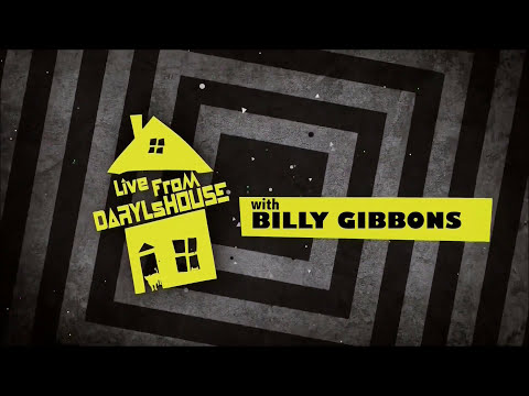 Billy Gibbons - Live at Daryl's House (Full & Mastered)