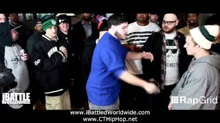iBattle Worldwide | Dego Diavolo vs. J Wirth