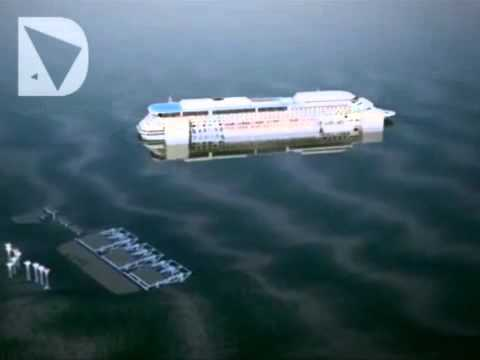 Video rigalleggiamento Costa Concordia