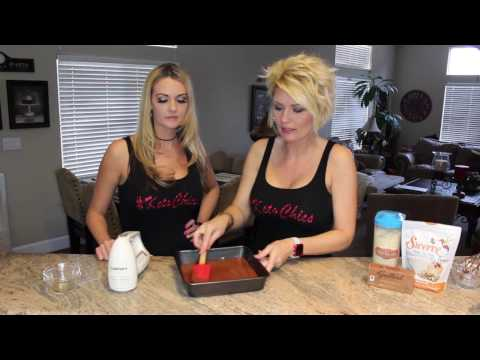 How To Make Keto Brownies with Cream Cheese Frosting