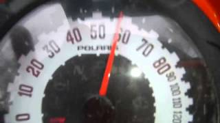 7. 2013 Polaris ranger 900 xp eps full speed run