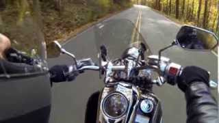 4. EXTREME YAMAHA RAIDER S FASTEST RUN EVER on Deal's Gap Dragon GoPro Hero3 Black Edition